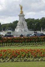 St James' Park - Queen Victoria Memorial