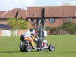Bradley stoke football pitch