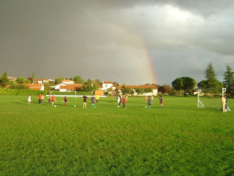 Football training 012