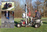 otal turf aeration system